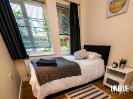 Unique Reading Apartment