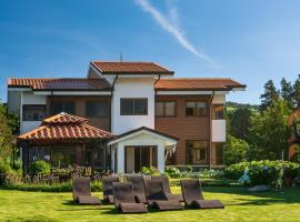 Altura Hotel, Poasito (Sabana Redonda yakınında)