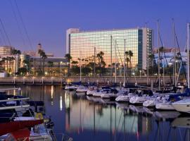 Featured Hotels Near Long Beach Convention Entertainment Center Show Map Hyatt Regency