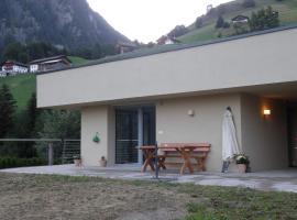Bachgarterhof, Fundres (San Giacomo Val di Vizze yakınında)