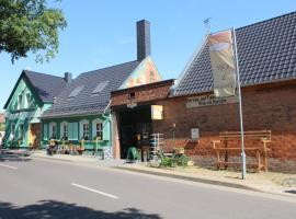 Heinrich's Pension & Cafe-Wirtschaft, Walternienburg