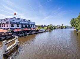 Van der Valk Hotel Leiden, Leiden (in de buurt van Wassenaar)