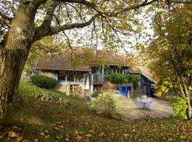 Chambres d'hôtes La ferme de Marion, Ban-de-Sapt (рядом с городом Grandrupt)