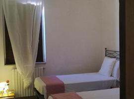 Laè affittacamere, Roccamontepiano