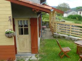 La maison de tante Helene, Dun-sur-Meuse