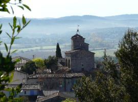 Les Remparts de Cuculles, Saint-Jean-de-Cuculles (рядом с городом Saint-Mathieu-de-Tréviers)