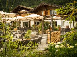 Hotel-Restaurant Burgseeli, Goldswil (Near Habkern)