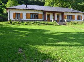Les casetes Vall de Boi, Barruera