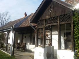Balaton Feriendomizil, Polány (рядом с городом Edde)