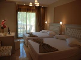 Elxis Luxury Resort, Неа-Врасна (рядом с городом Аспровальта)