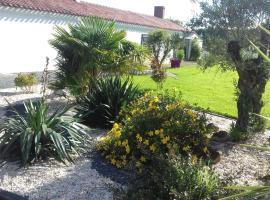 Top Vacances, Sallertaine (рядом с городом La Garnache)