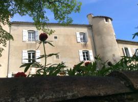 Chateau de Laric, Chabestan (рядом с городом Aspres-sur-Buëch)