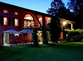 Agriturismo Casa Rossa Ai Colli, Ragogna (Valeriano yakınında)