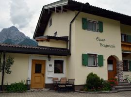 Appartement Bergwiesen, Sankt Ulrich am Pillersee (Schwendt yakınında)