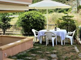 Garden luxury apartment