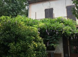 La maison blanche, Boucieu-Le-Roi (рядом с городом Arlebosc)