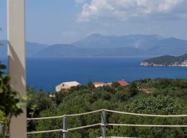 Ionian Breeze, Áyioi Saránda (Near Kiónion)