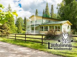 Laululinnu Guesthouse, Järvajõe (Koeru yakınında)