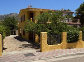 Casa Vacanze Gardenia, Solanas