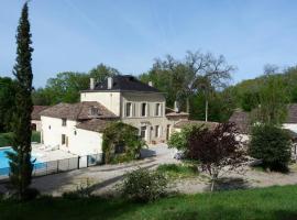 aux trois fontaines, Eynesse (рядом с городом Saint-Quentin-de-Caplong)