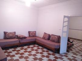 Appartement Tlemcen plage, Oulad Bel Kassem (Tlemcen yakınında)