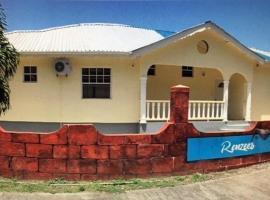 Renzee's Apartment, Kingstown (in de buurt van Layou)