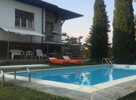Villa Baggio sport and fly, Cavaria (Crugnola yakınında)