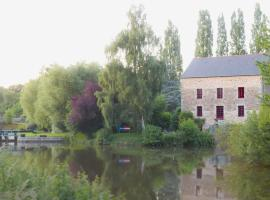 Le Moulin du Mottay, Évran