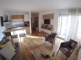 Tdf Apartment