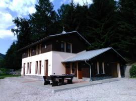 Apartmány pod vlekem, Horní Maršov