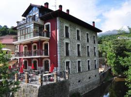 La Casa Del Puente, Регулес (рядом с городом Valnera)
