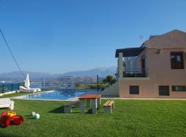 Seaview Villa in Chania