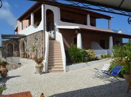 B&B Villa Maristella, Lipari (San Salvatore yakınında)