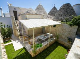 Hermanas Relais - trulli luxury