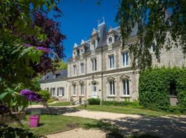 Domaine de Presle Saumur, Distré