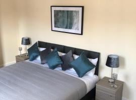Aspley Guestrooms, Бедфорд (рядом с городом Stagsden)