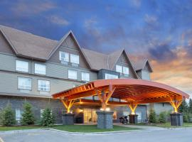 Super 8 by Wyndham Canmore, Canmore