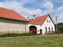 Pod farou, Horní Pěna (Otín yakınında)