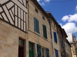 la renaissance, Бар-ле-Дюк (рядом с городом Seigneulles)