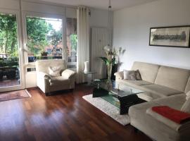 2-Bedroom-Appartment near fair, fully equipped, Hannover (Bemerode yakınında)