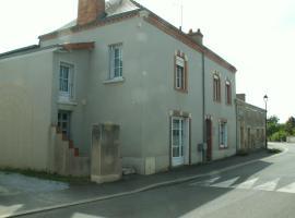 Un toit en passant, Joué-Étiau (рядом с городом Chemillé)