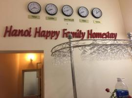 Hanoi Happy family homestay