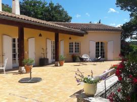 Maison d'hôtes Beausoleil, Campagne-sur-Aude