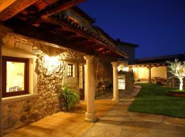 Hotel Rural El Sayal, Villaseco de los Reyes (Monleras yakınında)