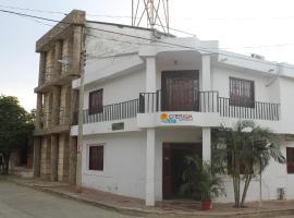 Emeraua Hospedaje, Dibulla (El Pantano yakınında)