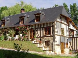 Chambres d'hotes Le Haut de la Tuilerie, Fresnay-le-Samson (рядом с городом Mardilly)