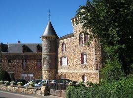 Gîtes Castel des Cèdres, Saint-Honoré-les-Bains (рядом с городом Онле)