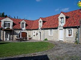 GRANGE DIMIERE, Saint-Martin-Boulogne (рядом с городом L'Ermitage)