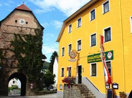 Gasthof 'Zum alten Turm', Haslach an der Mühl (Berg bei Rohrbach yakınında)