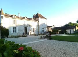 Domaine de Montboulard, Soyaux (рядом с городом Magnac-sur-Touvre)